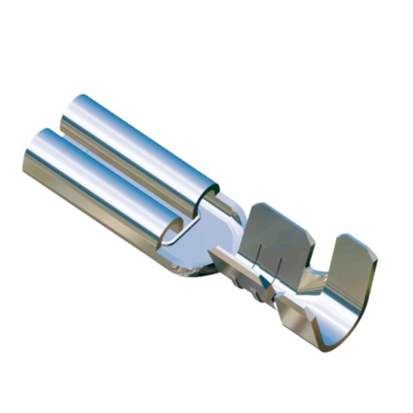 terminal, konektor, koncowka, F1.0, F2.5, zacisk, zaciski, krimpy, koncowki nieizolowane, wiazki kablowe, wiresolutions, gmg