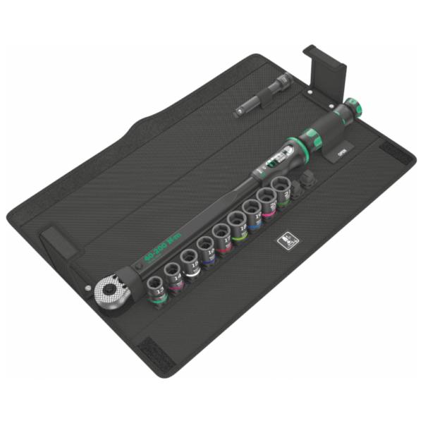 05075681001; Klucz dynamometryczny Click-Torque C3 w zestawie z nasadkami 40-200Nm