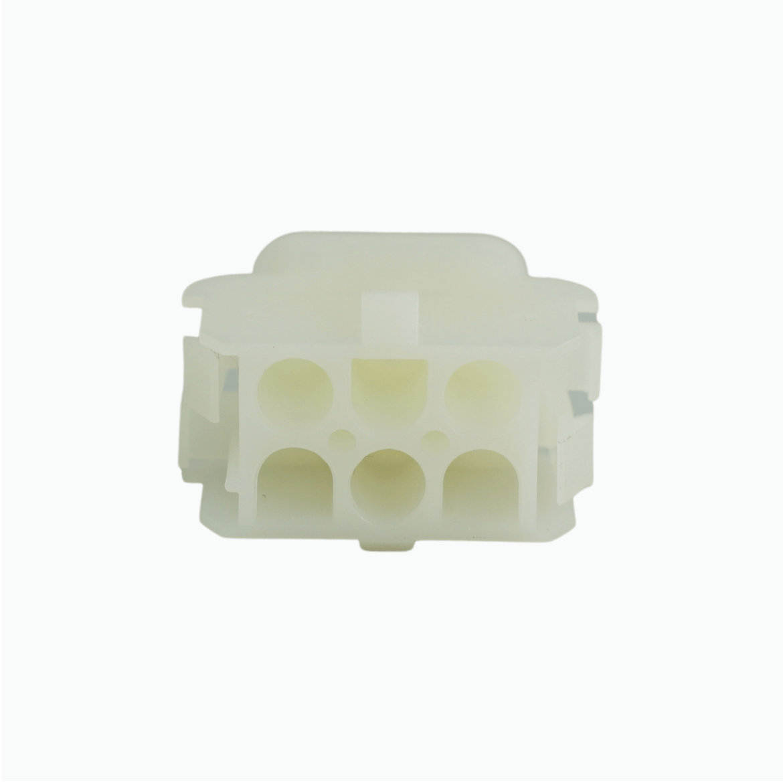 CRF623; Obudowa mate n lock 6,35mm 2x3 typu gniazdo UL94-V2