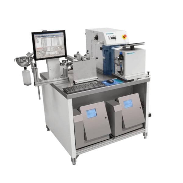 TRIATHLON 2000; Maszyna tnąco- odizolowująca, zakuwająca tulejki cienkościenne oraz znakująca